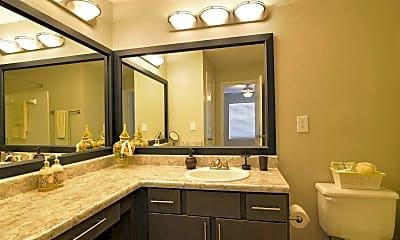 Bathroom, River Vista Apartment Homes, 2