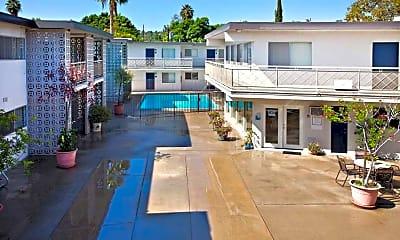 Pool, Milton Place, 0