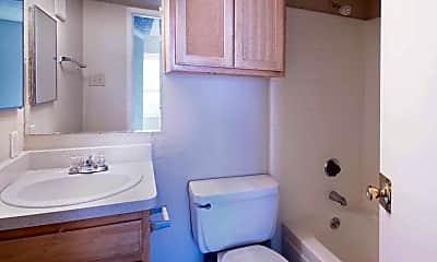Bathroom, Creek Hollow, 2