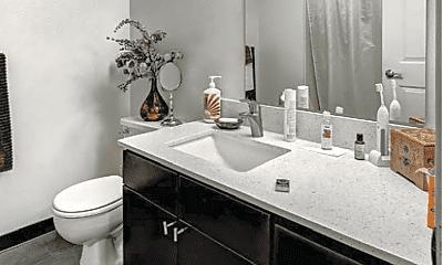 Bathroom, 4301 SW College St, 1