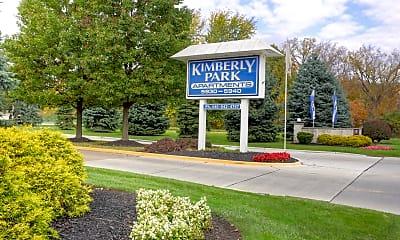 Community Signage, Kimberly Park Apartments, 2