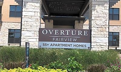 Overture Fairview, 1