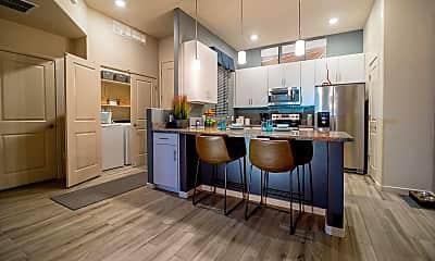 Kitchen, Pima Canyon Apartments, 1