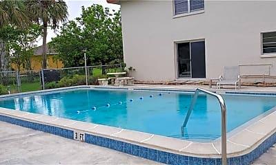 Pool, 4426 Santa Barbara Blvd 201, 2