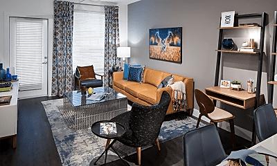 Living Room, 2201 E 6th St, 1
