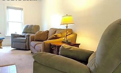 Living Room, 715 N Aurora St, 0