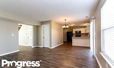 Living Room, 48 W Pine Ridge Dr, 1