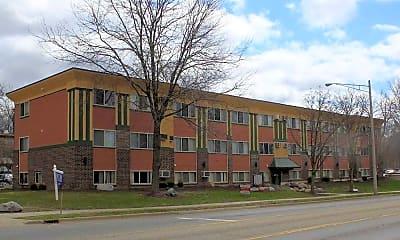 Building, Abbot Manor, 0