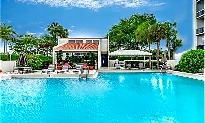 Pool, 3050 Presidential Way, 2