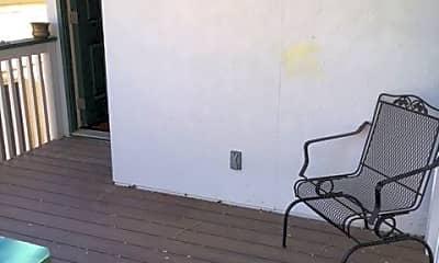 Patio / Deck, 430 S Montezuma St, 2