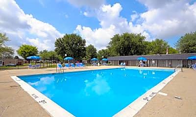 Pool, Oakwood Village, 0