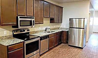 Kitchen, 165 S Guadalupe St 214, 1
