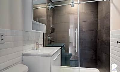 Bathroom, 385 Vernon Ave #4D, 2