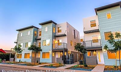 Building, 2902-2912 Jarvis Street, 1