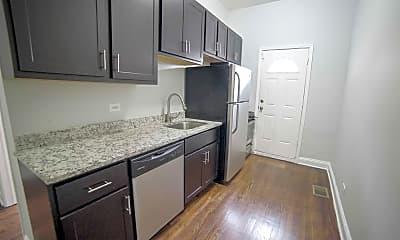 Kitchen, 1322 W 18th Pl 1R, 1