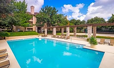 Pool, Villas at Oakwell Farms, 2