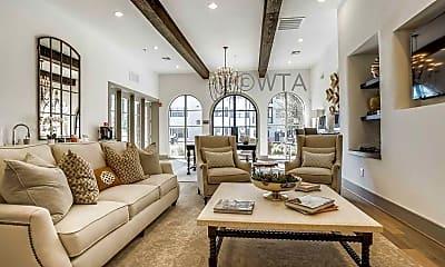 Living Room, 6419 N Vandiver, 0