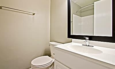 Bathroom, 3930-3954 Ursula Avenue, 2