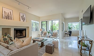 Living Room, 7700 E Gainey Ranch Rd 153, 0