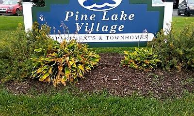 Pine Lake Village Apartments, 1