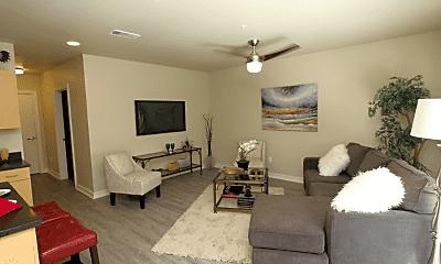 Living Room, 222 S Main St, 1