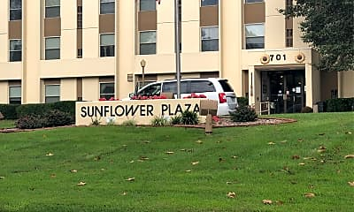 Sunflower Plaza Tower, 1