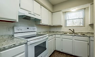 Kitchen, 2520 McMillan St, 2
