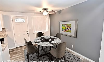 Dining Room, 705 Belmont Ave, 1