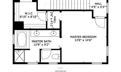Building, 4192 Via Dante, 2