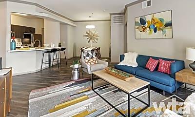 Living Room, 10101 West Parmer Ln, 1