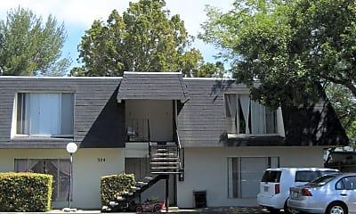 Building, 324 N Chorro St, 1