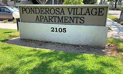 Ponderosa Village, 1