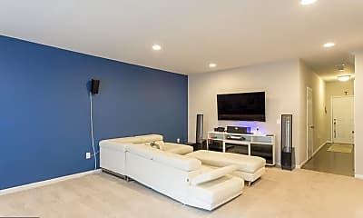 Living Room, 102 Calhoun Ln 1707, 1