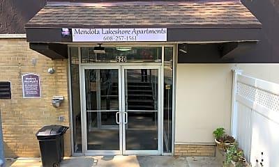 Mendota Lakeshore Apartments, 1