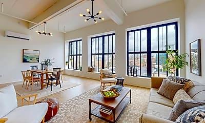 Living Room, 132 Broadway 3A, 0