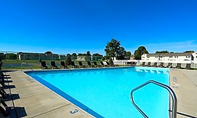 Pool, Worthington Meadows, 2