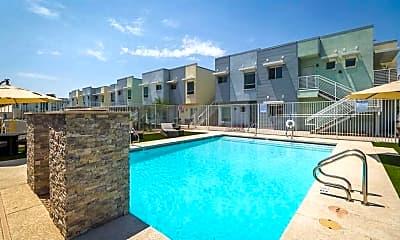 Pool, Macallister Scottsdale, 1