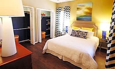 Bedroom, SoNA Apartments, 2
