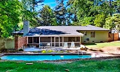 pool in backyard.jpg, Land o Lakes Drive, 0