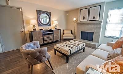 Living Room, 3505 South Lamar, 1
