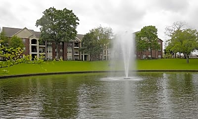 Lake, Meyer Forest Apartments, 2