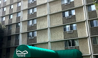 Hilldale Towers Apartments, 0