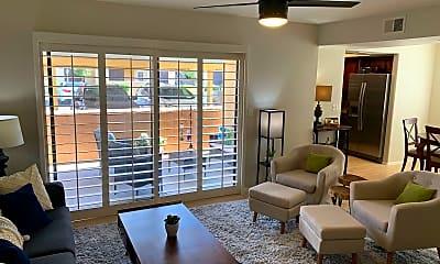Living Room, 9990 N Scottsdale Rd 1009, 1
