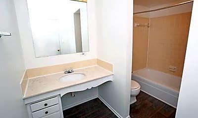 Bathroom, Abbey Villas, 2