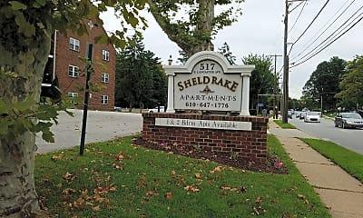 Sheldrake Apartments, 1