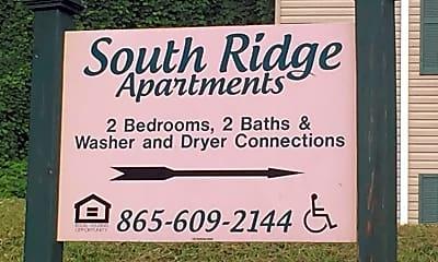 South Ridge Apartments, 1