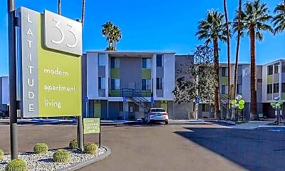Building, Latitude 33 Palm Springs, 0