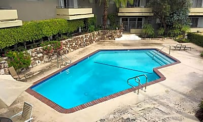 Pool, Strathmore Towers, 2