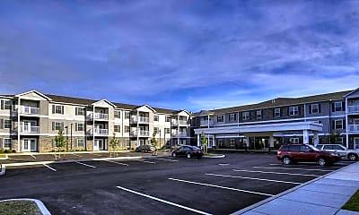 Fayebrooke Senior Apartments, 1