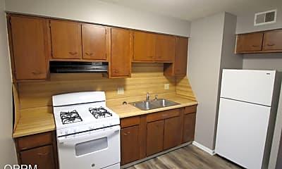 Kitchen, 3833 Cuming St, 1